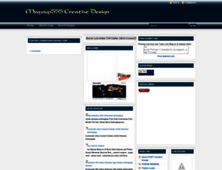 nazwa555.blogspot.com screenshot