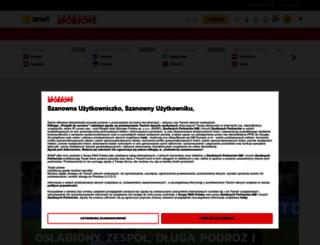 nazywo.przegladsportowy.pl screenshot
