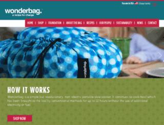 nb-wonderbag.com screenshot