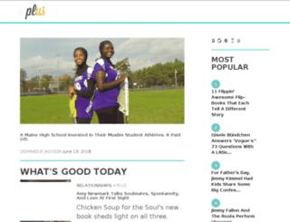 nba.aplus.com screenshot