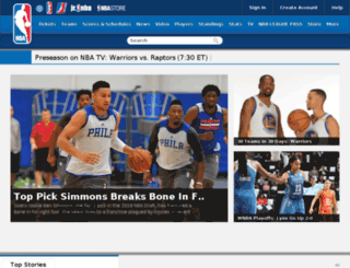 nbafullreplay.com screenshot