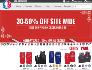 nbajerseyshop.store screenshot