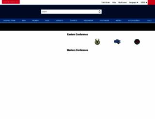 nbastore.com.au screenshot