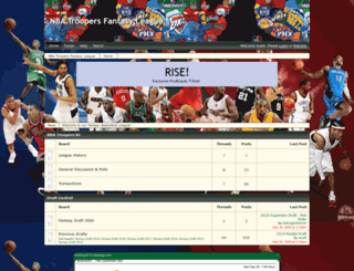 nbatroop2k14.boards.net screenshot