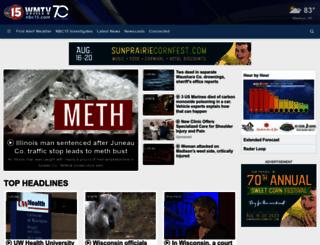nbc15.com screenshot