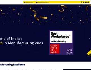 nbcbearings.com screenshot