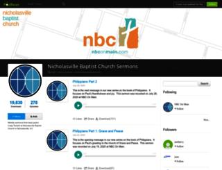 nbconmain.podbean.com screenshot