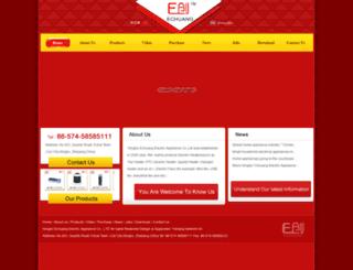 nbechuang.com screenshot