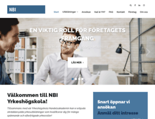 nbi.se screenshot