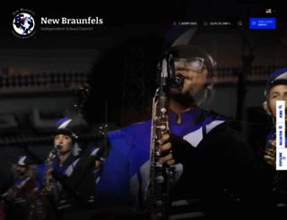 nbisd.org screenshot