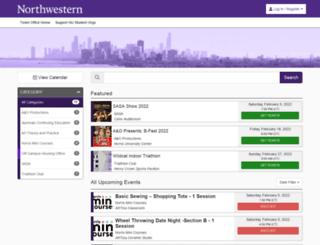 nbo.universitytickets.com screenshot