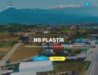 nbplastik.com screenshot