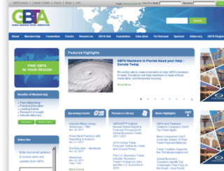 nbta.org screenshot