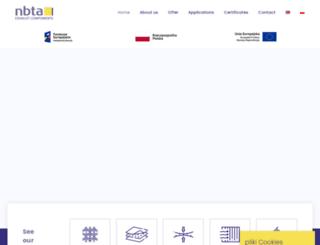 nbta.pl screenshot