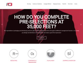 nc3.com screenshot