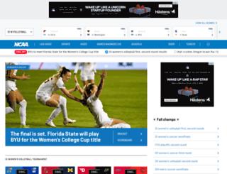 ncaafootball.net screenshot