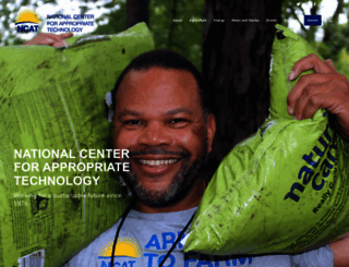 ncat.org screenshot