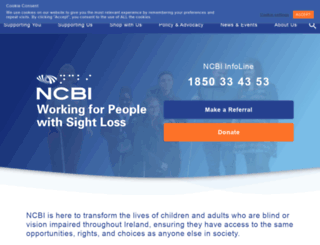 ncbi.ie screenshot
