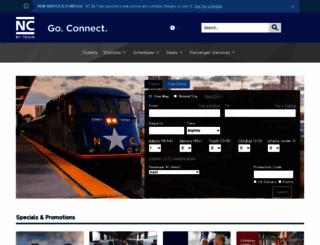 ncbytrain.org screenshot