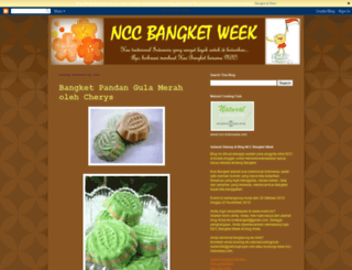 nccbangketweek.blogspot.com screenshot