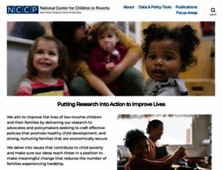nccp.org screenshot