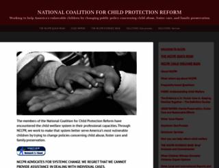 nccpr.info screenshot