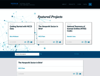 nccsweb.urban.org screenshot