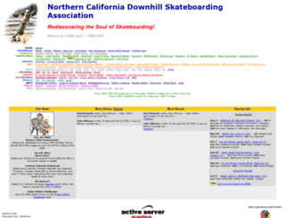 ncdsa.com screenshot