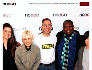 nceca.net screenshot