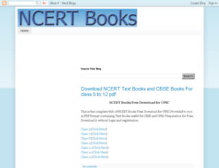 ncertsolutionsbooks.blogspot.com screenshot