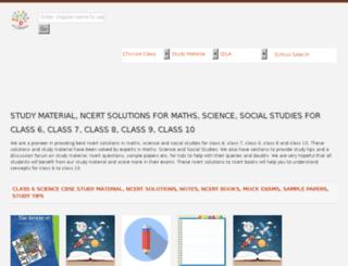 ncertsolutionsmaths.com screenshot