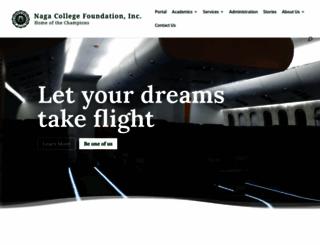 ncf.edu.ph screenshot