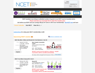 ncfeat.camp8.org screenshot
