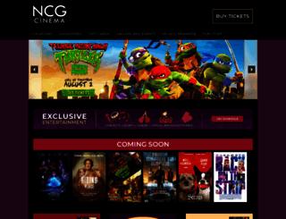 ncgmovies.com screenshot