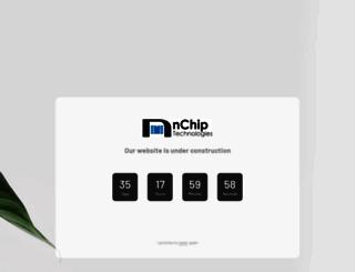 nchip.in screenshot