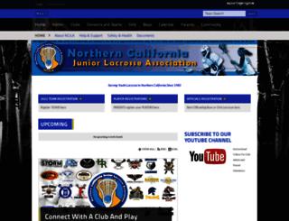 ncjla.org screenshot