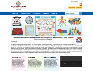 nckansil.com screenshot