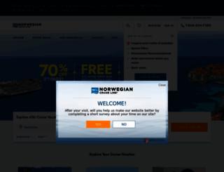 ncl.com screenshot