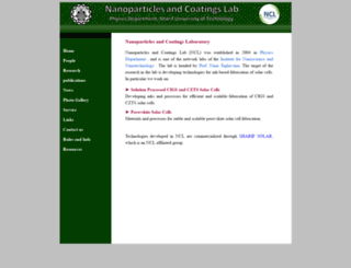 ncl.sharif.edu screenshot