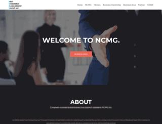 ncmg.co.kr screenshot