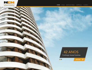 ncnengenharia.com.br screenshot