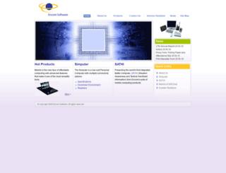 ncoretech.com screenshot