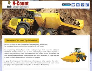 ncount.co screenshot