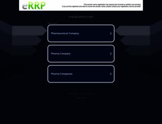 ncpipharma.com screenshot