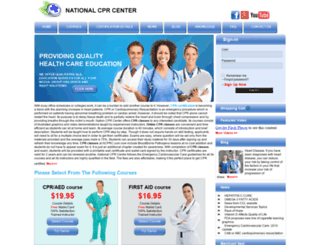 ncprc.com screenshot