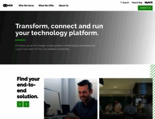 ncr.com screenshot