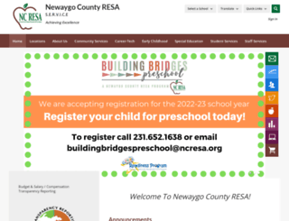 ncresa.org screenshot