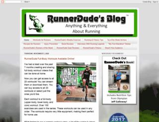ncrunnerdude.blogspot.com screenshot