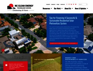 ncsc.ncsu.edu screenshot