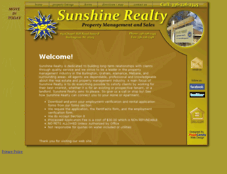 ncsunshine.com screenshot